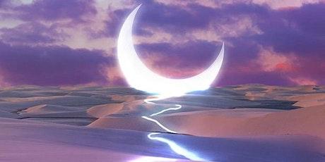 New Moon Vibes: A Virtual Yoga & Manifesting Workshop tickets