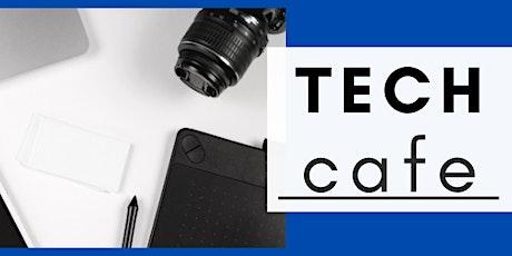 Tech Café : Make a blog or create a web site - for free tickets