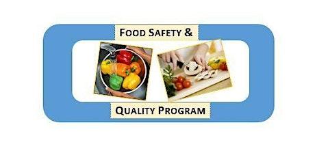 Fort Pierce (St. Lucie County), FL SafeStaff Foodhandler Training Program tickets