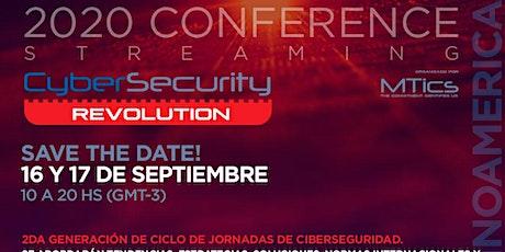 Cybersecurity Revolution 2da. Edición boletos
