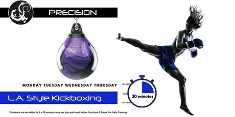 L.A. Style Kickboxing Taster Session tickets
