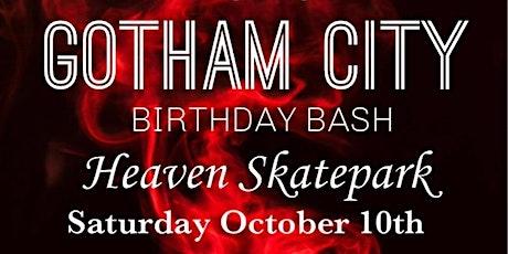 GOTHOM CITY 31st BDAY BA$H tickets