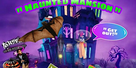"""Night Of The Latizmo Ghost  """"Haunted Mansion """" tickets"""