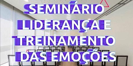 LIDERANÇA E TREINAMENTO DAS EMOÇÕES -GRUPO 1 bilhetes