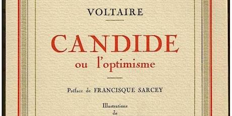 Club de lecture virtuel: Candide de Voltaire billets