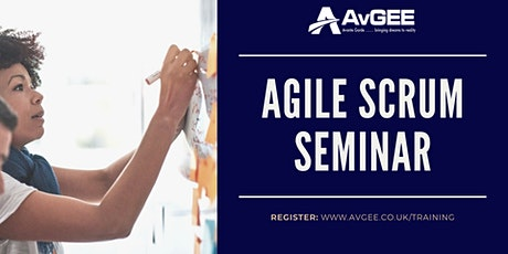 Agile Scrum Seminar tickets