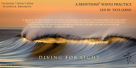 5Rhythms® with Tata Leban - Diving For Light tickets