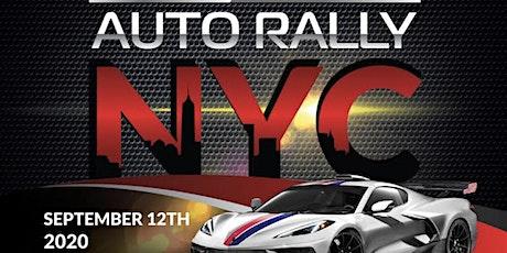 Auto Rally NYC tickets