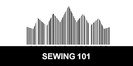 FashionBar:  The Basics Of Sewing 101 tickets