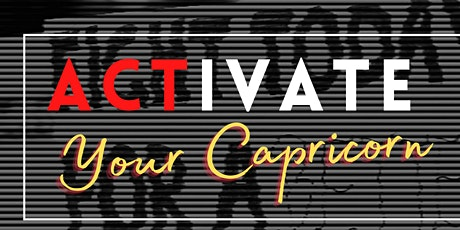 ACTIVATING your Capricorn | Sustaining Your Inner Activist tickets