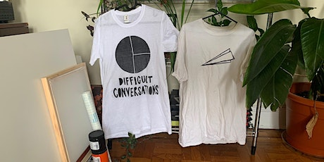 FREE Demo on DIY T-Shirt / Tote Bag / Poster Printing from Home tickets
