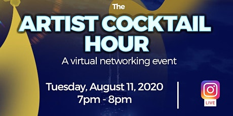 Artist Cocktail Hour tickets