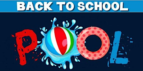 IYC Back to School Pool Party tickets