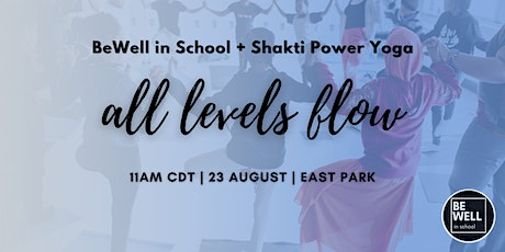 All Levels Flow with Murn/Shakti Power Yoga tickets