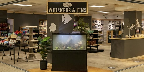 Whiskers and Fins Grand Opening Event! tickets