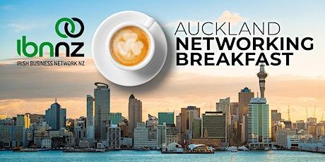 IBNNZ Auckland networking breakfast 20th August tickets