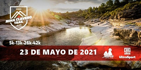 MINA CLAVERO TRAIL 2021 entradas