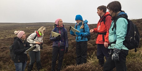 Hill Navigation Training, Family Session (children aged 14+) tickets