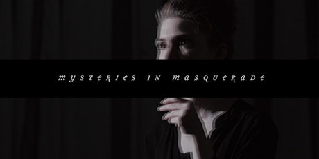 Jeanette Andrews:  Mysteries in Masquerade tickets