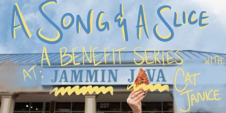 A Song & A Slice: Cat Janice Benefiting BYP100 tickets
