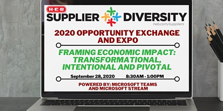 H-E-B 2020 OPPORTUNITY EXCHANGE tickets
