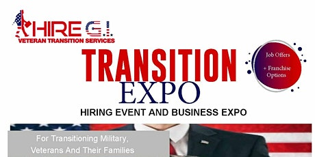 Fort Hood - Transition Expo - Dec 2020 tickets