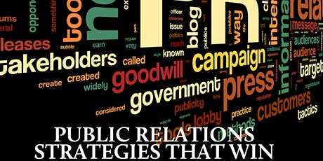 Public Relations Strategies that Win tickets