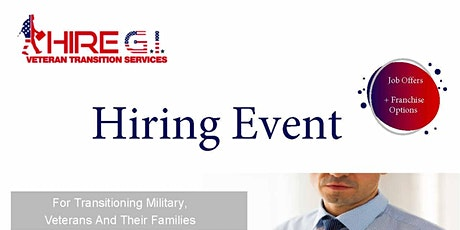 Joint Base San Antonio -Job Fair- Dec 2020 tickets