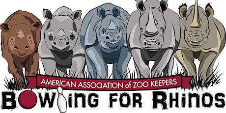 Bowling for Rhinos 2020 tickets