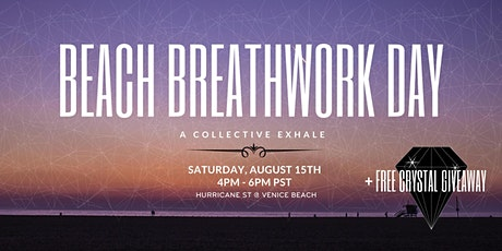 BEACH BREATHWORK DAY tickets