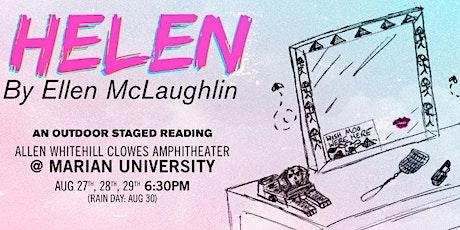 Helen by Ellen McLaughlin - An Outdoor Staged Reading tickets