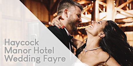 Haycock Manor Hotel Wedding Fayre tickets