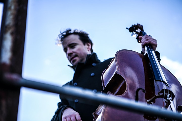 Enchanted Cello – rapturous cello & voice with Matthew Sharp – live in SW9 image