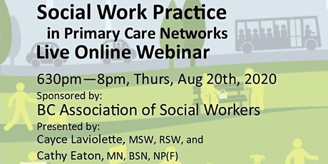 Social Work Practice in Primary Care Networks tickets