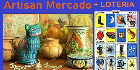 Artisan Mercado tickets