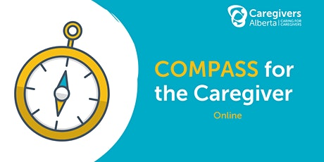 Lacombe & District FCSS: COMPASS for the Caregiver tickets