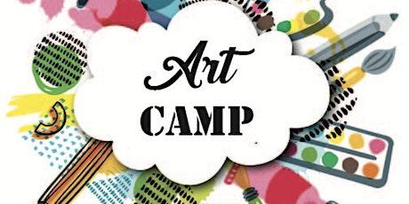 Kids Art Camp - drop off tickets