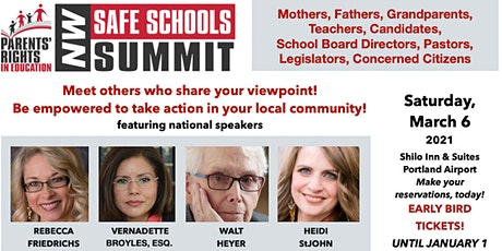NW Safe Schools Summit tickets
