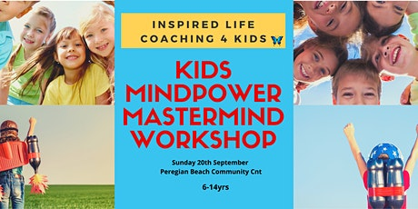 Kids MindPower MasterMind Workshop tickets