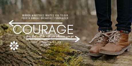 Courage: Livestream Breakfast Fundraiser Host Sign-Up tickets
