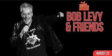 An Evening of Comedy on the Patio with Bob Levy and special guests tickets