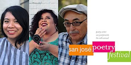 San José Poetry Festival 2020 tickets