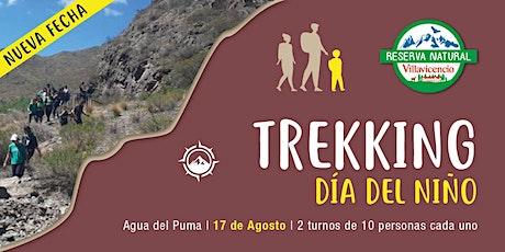 Trekking Día del Niño en la Reserva Natural Villavicencio (Turno Mañana) entradas
