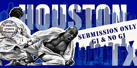 Combat Sports coverage Grappling Invitational tickets