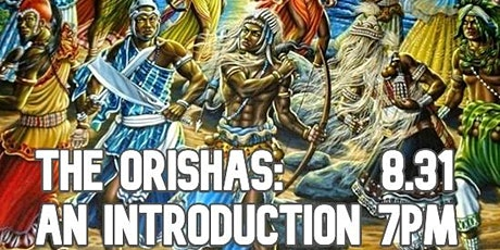 The Orishas: An Introduction tickets