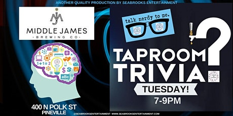 TUESDAY TRIVIA, THEMED and TEAMED FOR THINKING AND ICE COLD BEER DRINKING! tickets