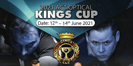 2021 ACT Optical Kings Cup tickets