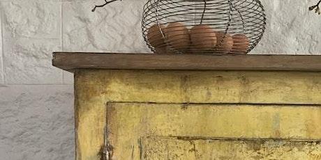 Beginners Furniture Painting Workshop tickets