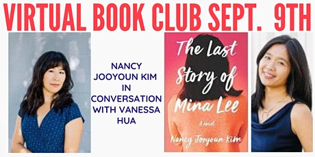 "Nancy Jooyoun Kim  presents ""The Last Story of Mina Lee"" tickets"