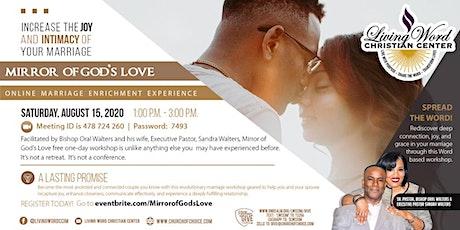 Mirror of God's Love tickets